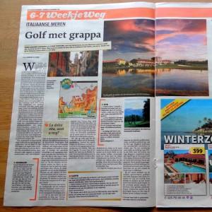 culinea.nl in telegraaf