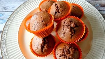 Chocolade Chai muffins