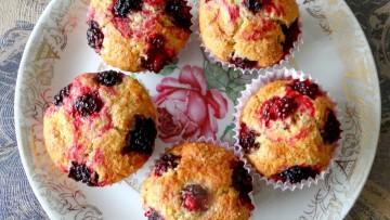 Bramenmuffins