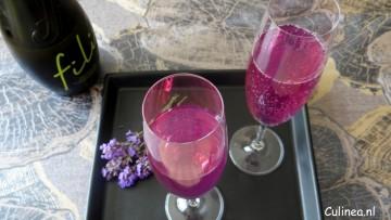 Parfait Amour cocktail