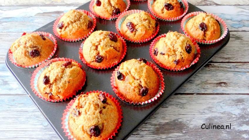 Pastinaak muffins