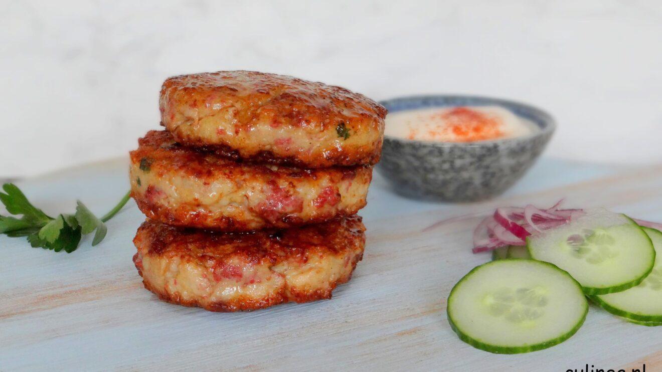 Kip-sucukburger
