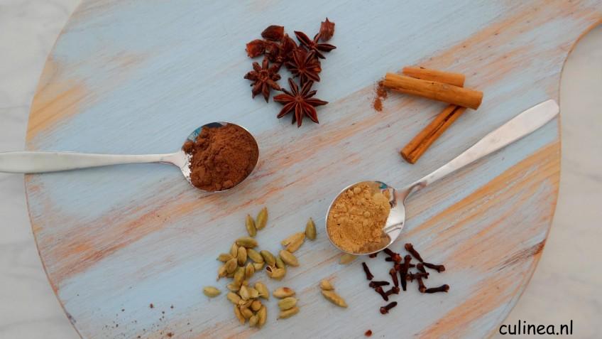 Chai kruidenmix zelf maken