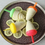 Citroen yoghurtijsjes