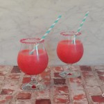 Roze cocktail
