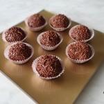 Braziliaanse bonbons Brigadeiro