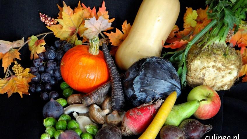 Welke herfstgroente zijn er for Welke woonstijlen zijn er