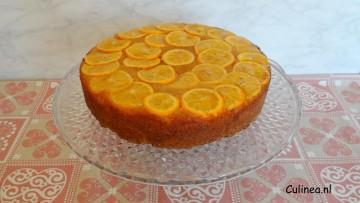 Meyer citroencake