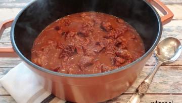 Rundvlees stoofpot met balsamico