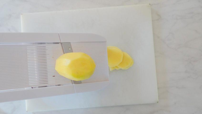 Spaanse aardappel omelet