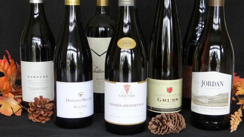 Welke wijnen drink je bij wild?