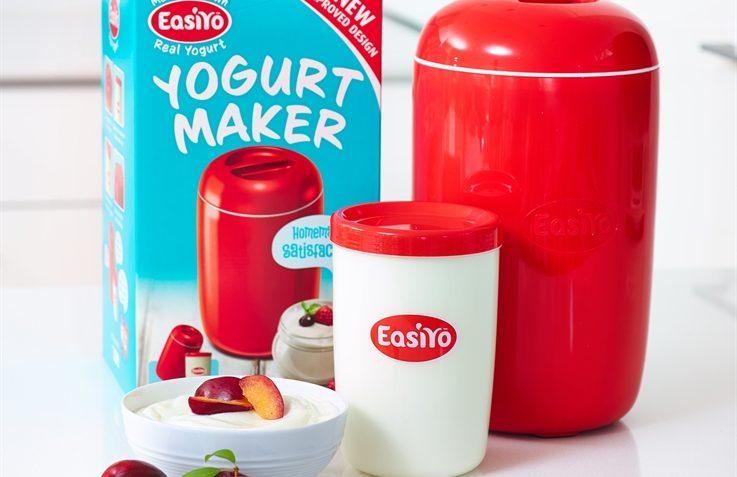 Zelf yoghurt maken met de yoghurtmaker