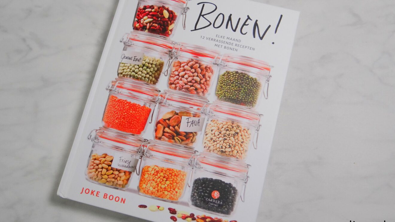 Kookboek Bonen! van Joke Boon