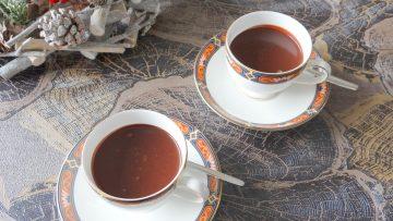 Mokka chocoladeganache