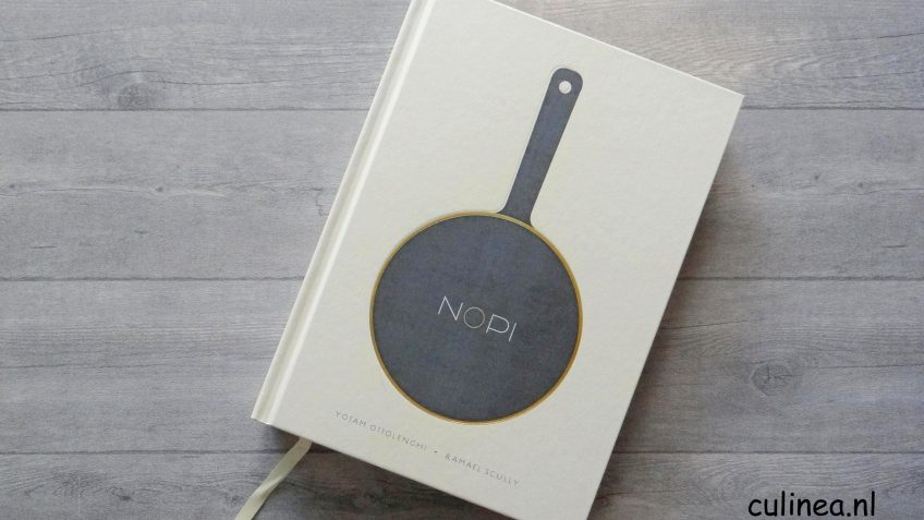 Review kookboek Nopi van Yotam Ottolenghi