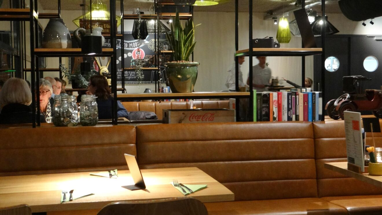 Restaurant Kok Experience te Harderwijk
