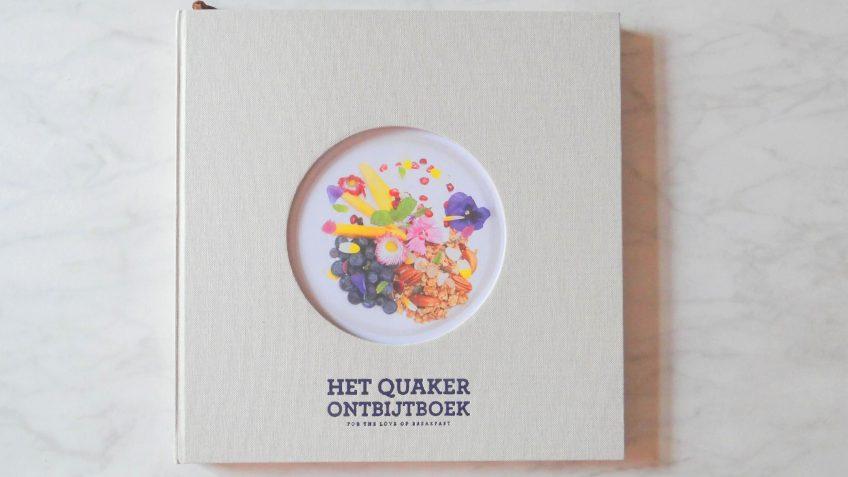 Quaker ontbijtboek