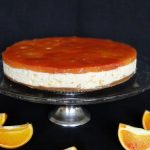 Bloedsinaasappel cheesecake