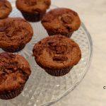 Chocolade koffiemuffins
