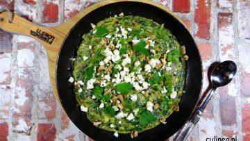Omelet met verse kruiden (Koekoe sabzi)