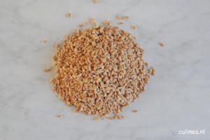Granen en op graan lijkende producten