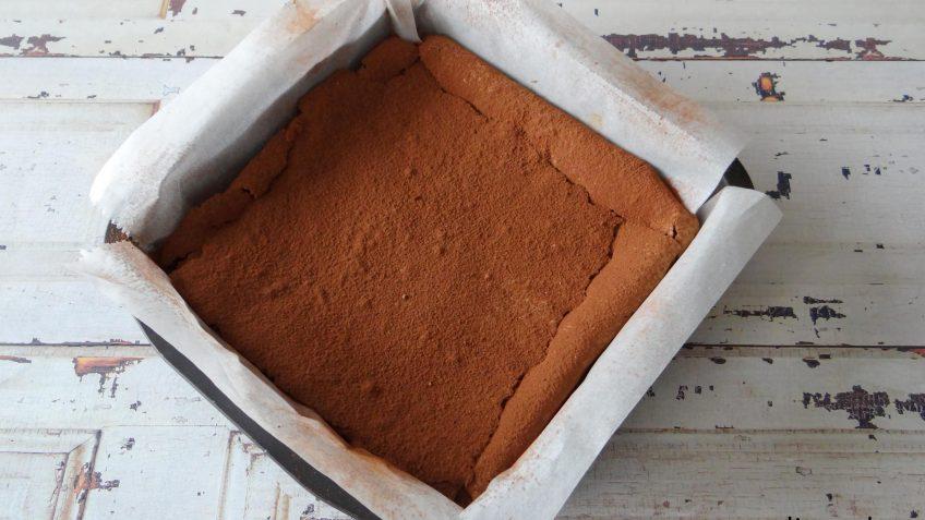 Kruidige mokka brownies