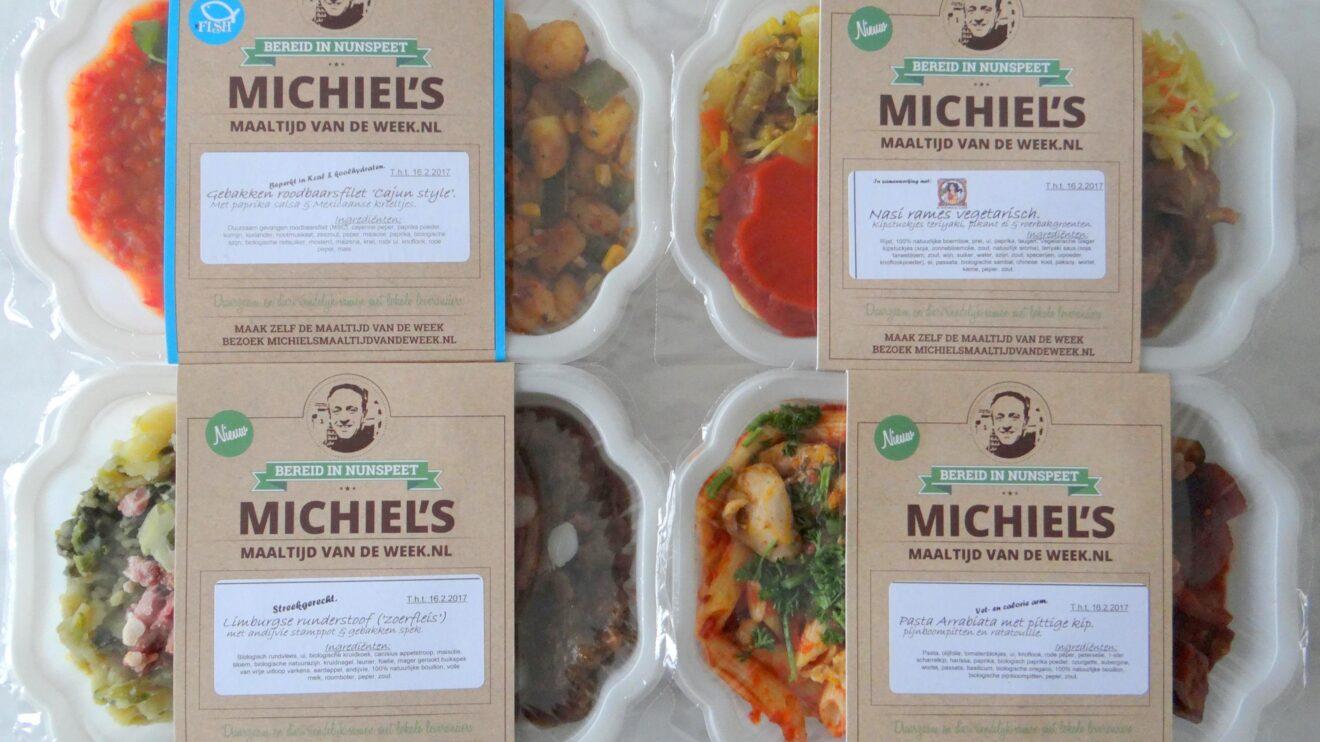 Michiel's maaltijd van de week