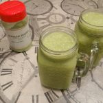Spinazie ananas smoothie