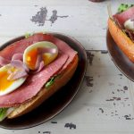 Broodje Pastrami speciaal