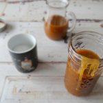 Karamelsaus met zeezout