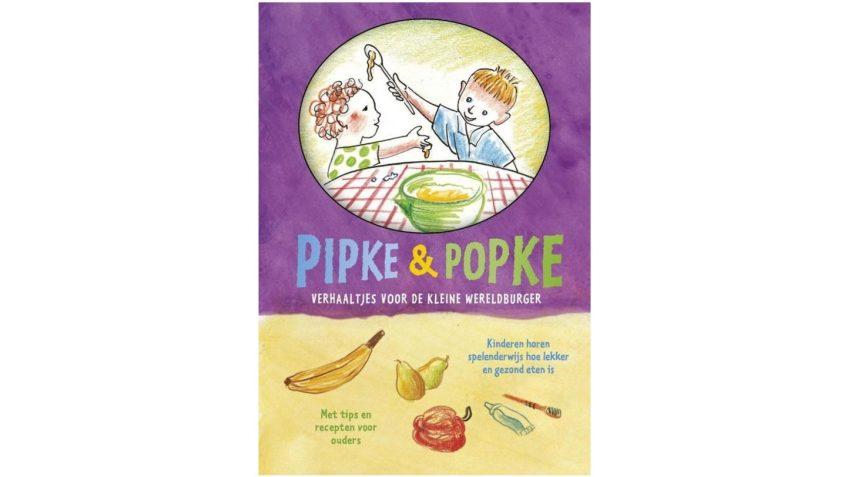 Boek Pipke & Popke van Romana Oosterbeek