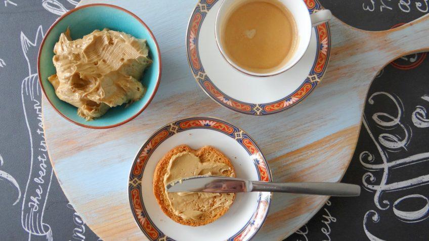 Koffie spread