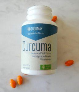 De gezonde effecten van Curcuma