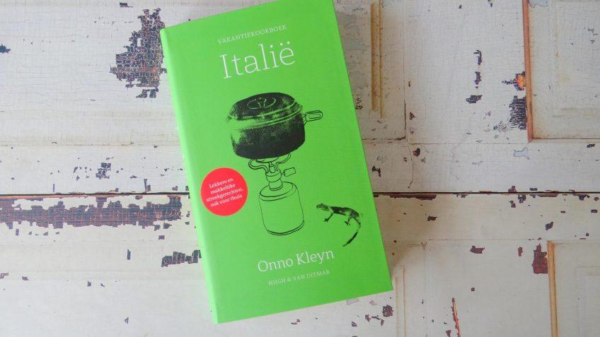 Vakantiekookboek Italië van Onno Kleyn