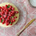 Luchtige cheesecake met rood fruit