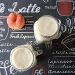 Wilde perziken smoothie