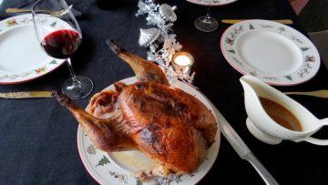 Hoe bereid je een Kerst kalkoen