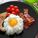 Luchtige eieren voor Pasen