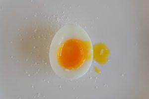 Het perfect gekookte ei