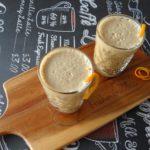 Romige ijskoffie en Grand marnier cocktail