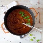 Rundvlees Vindaloo (Indiase curry)