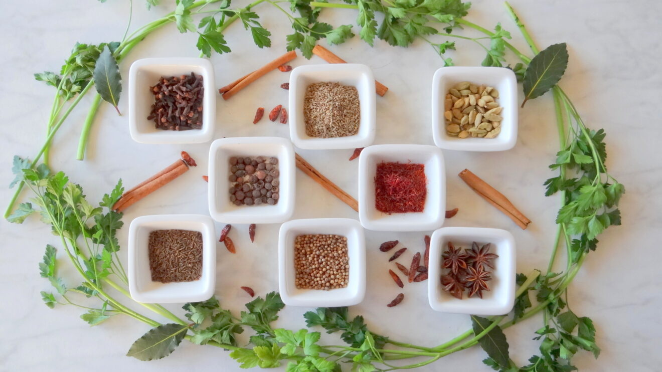 Welke kruiden kan je gebruiken bij welke kwalen?