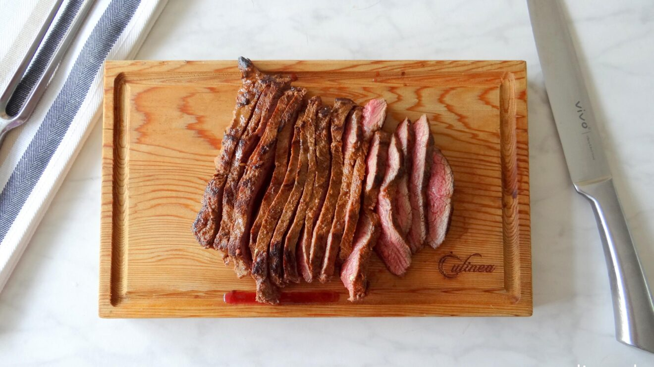 Flat Iron Steak een van de malste steaks