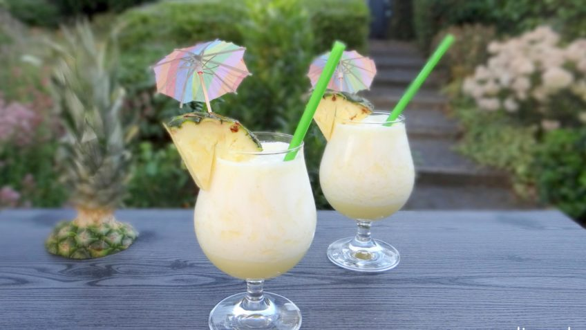 Frozen Virgin Piña Colada