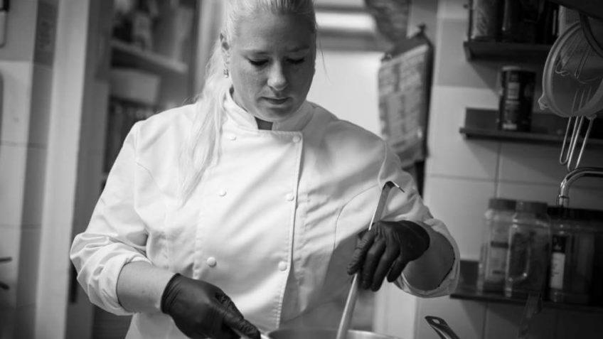Girl power in de professionele keuken