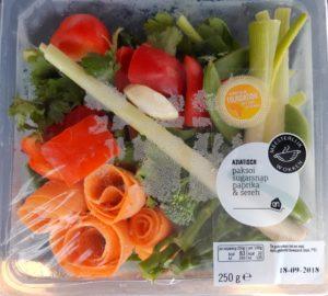 Het Albert Heijn event Koken met nieuwe groenten