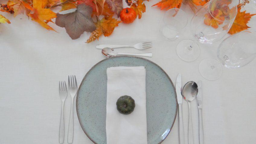 Hoe kan jij je tafel feestelijk aankleden