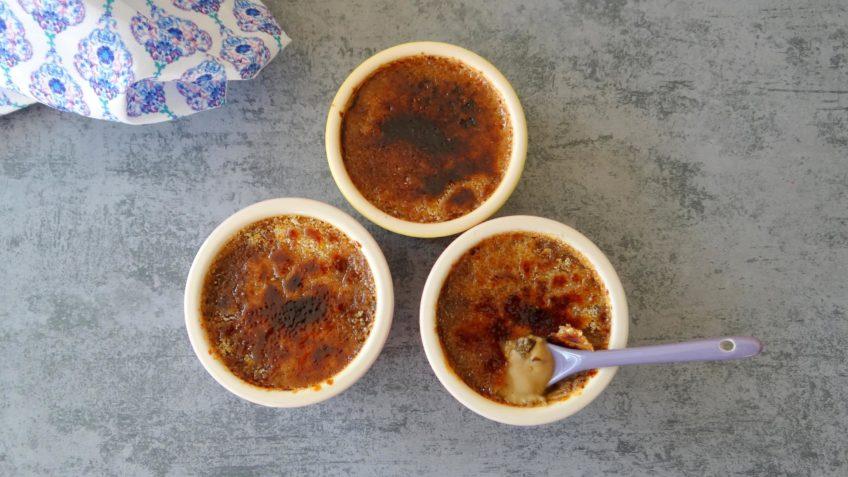 Mokka crème brûlée