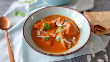 Indiase Butter Chicken