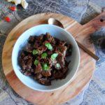 Pittige en zoete Indische pulled beef